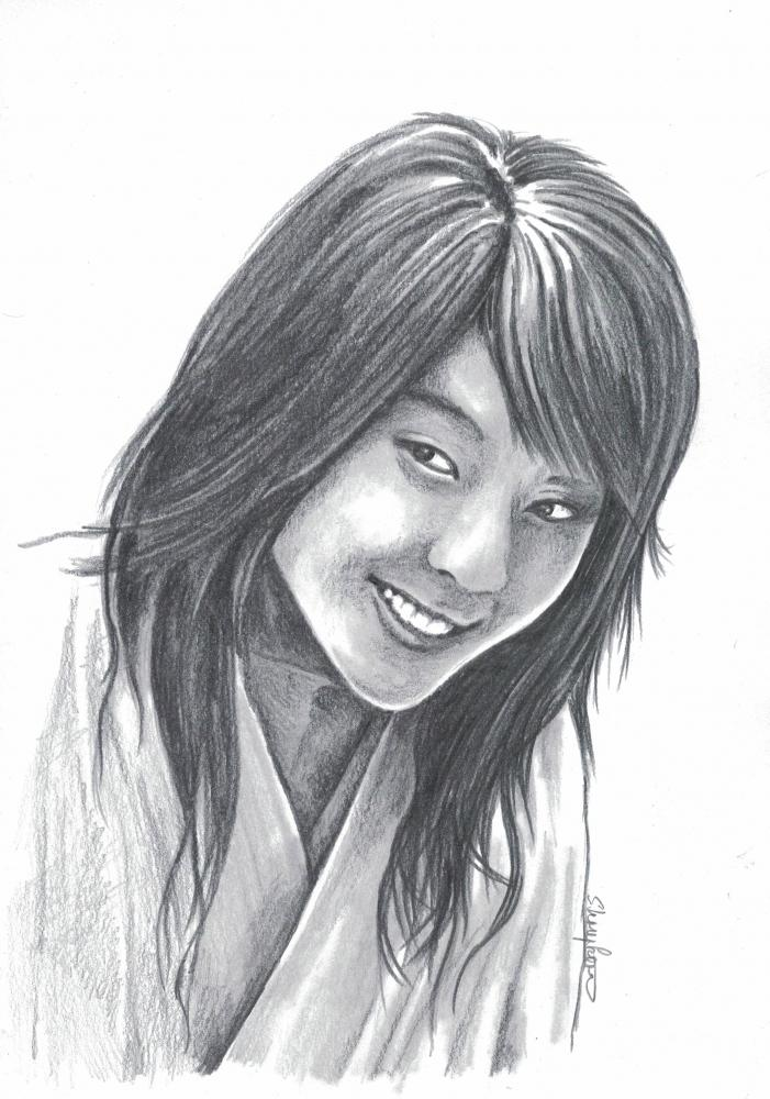 Lee Joon-Gi by ZiaCz